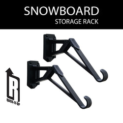 Snowboard Storage Rack - Rack-It-Up