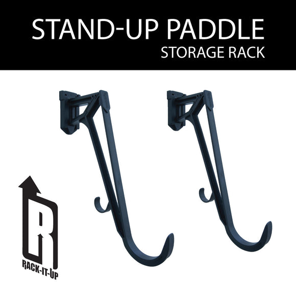 Stand Up Paddle Storage Rack - Rack-It-Up