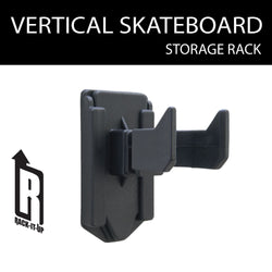Vertical Skateboard Storage Rack