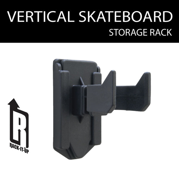 Vertical Skateboard Storage Rack - Rack-It-Up