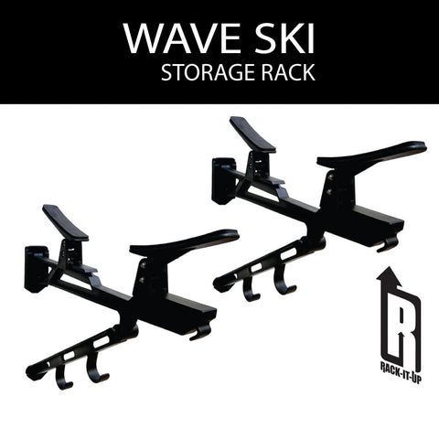 Wave Ski Storage Rack