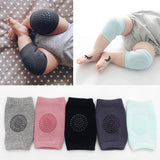 1 Pair Baby Knee Pads Leg Protector Anti Slip Crawling Accessory Baby leg Knees Protector Warmer Baby Crawling Protectors - EnsoStore