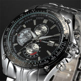 2016 new curren watches men luxury brand military watch men full steel wristwatches fashion waterproof relogio masculino - EnsoStore