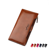 2016 new leather Women Wallet Portable Multifunction Long Wallets,hot female Change Purse,lady coin purses card holder carteras-Women's Wallets-Enso Store-black-Enso Store