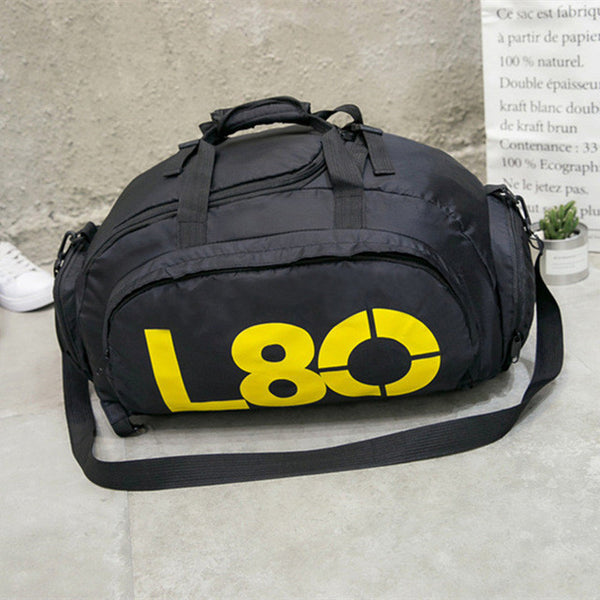 293c67d9f3 2017 Brand New Gym Bag Sports Bags Men Women Fitness Waterproof Outdoor  Unisex With Separate Space
