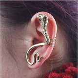 2017 Fashion Ear Hook Series Models Retro Snake Alloy Ear Clip Earrings Factory Direct Earings fashion jewelry - EnsoStore