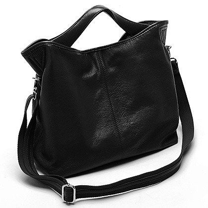 2017 Fashion New Wholesale Women Ladies Real Soft Genuine Leather  Handbag Tote Shoulder Bags Messenger High Quality Soft Skin - EnsoStore