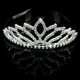 2017 New Fashion Princess Bride rhinestone crystal tiara crown wedding accessories-Jewelry Sets & More-Enso Store-15-Enso Store