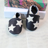 2017 NEW Genuine Leather Cartoon Pattern Soft Baby Shoes First Walkers Toddler Baby Moccasins Anti-slip Infant fringe Shoes-Baby Shoes-Enso Store-C-4.5-Enso Store