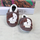 2017 NEW Genuine Leather Cartoon Pattern Soft Baby Shoes First Walkers Toddler Baby Moccasins Anti-slip Infant fringe Shoes-Baby Shoes-Enso Store-G-4.5-Enso Store