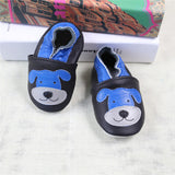 2017 NEW Genuine Leather Cartoon Pattern Soft Baby Shoes First Walkers Toddler Baby Moccasins Anti-slip Infant fringe Shoes-Baby Shoes-Enso Store-K-4.5-Enso Store