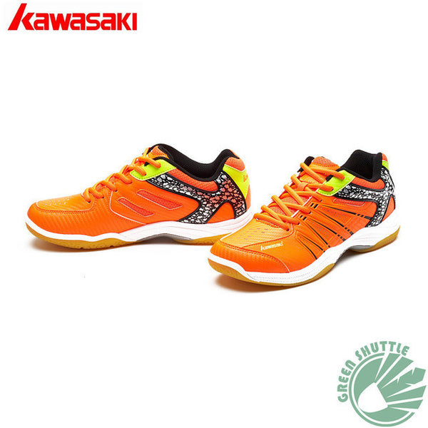 2017 Original Kawasaki Badminton Shoes Men And Women Zapatillas Deportivas Anti-Slippery Breathable For Lover-Sneakers-Enso Store-K061-10-Enso Store