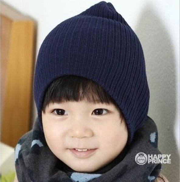 e425f04a61a Baby Hats Knitted Autumn Winter Baby Caps For Boys Girls Children s Winter  Hats All For Children s