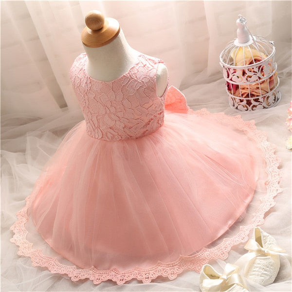 65d3fb13ba008 Casual Summer Newborn 1 Years Baby Birthday Baptism Dress For Kids Clothes  Vestido Infantil Toddler Christening Clothing G4