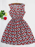 CDJLFH Love peach Women Sexy black brief Print Summer Sleeveless Women vestido Brand Slim Dresses Clothing Beach Dress 2017-Women's Dresses-EnsoStore-16-L-Enso Store
