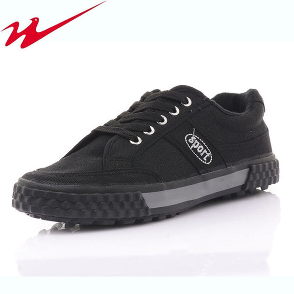 DOUBLE STAR Men's Sports Shoes Outdoor non-slip Athletic Training Sneakers Comfortable Breathable Sneakers Sport Training Shoes-Sneakers-Enso Store-Black-38-Enso Store