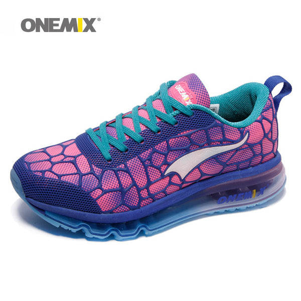 Hot onemix 2017 air running cushion original women athletic Outdoor sport shoes women running shoes size 36-40-Women's Running Shoes-Enso Store-purple-6.5-Enso Store