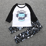 Infant Baby Clothing Sets Boy Long Sleeve T-shirt+Pant Kids Spring Autumn Outfits Set Toddler Monster Suits Baby Girls Clothes-Baby Boys Clothing-Enso Store-as pic show 13-9M-Enso Store