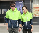Jackets Women 2017 Spring New Fashion Jacket Womens Hooded basic Jacket Casual Thin Windbreaker female jacket Outwear Women Coat-Enso Store-fluorescent green-XXL-Enso Store