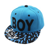 LOVINGSHA New Spring Summer Baby 3D Letter BOY cap boy Adjustable Baseball Cap 3-8 Years Kids Snapback Hip-Hop Hats Sun Hat C-12-Team Sports-Enso Store-Black-China-Enso Store