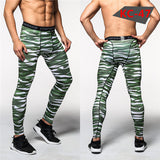 Mens Compression Pants New Crossfit Tights Men Bodybuilding Pants Trousers Camouflage Joggers-Men's Pants-Enso Store-KC47-S-Enso Store