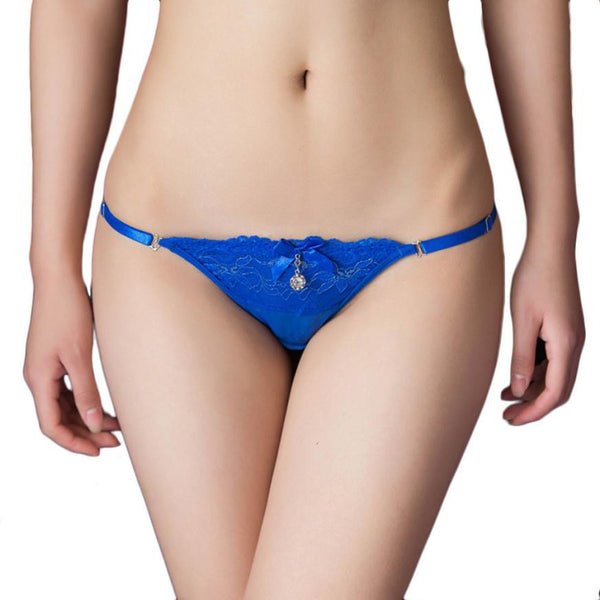 Mokingtop G-string T-back Lingerie Underwear-Women's Accessories-Enso Store-Blue-Enso Store