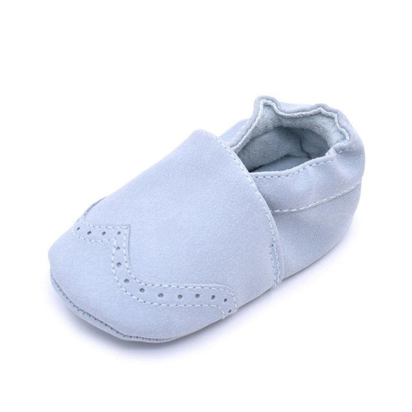 786c2ab7aa8 ... New Spring Flock leather Baby Moccasins Infants Baby Toddler Shoes  Shallow Newborn Babies Shoes Sneakers First