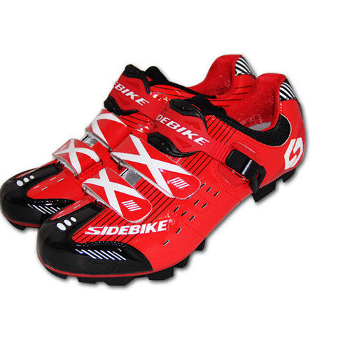 SIDEBIKE Scarpa Da Ginnastica Shoes Anti-slip Sapatilhas Ciclismo Road Racing Sneaker Sport Shoes MTB Bike Bicycle Cycling Shoes - EnsoStore