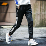 Spring Casual Pants Men Sweat Pants Male Cotton Sportswear Casual Trousers Straight Pants Hip Hop High Street Trousers Pants - EnsoStore