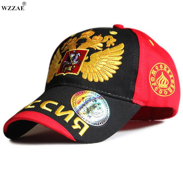 WZZAE 2017 New Fashion For Olympics Russia Sochi Bosco Baseball Cap Snapback Hat Sunbonnet Brand Casual Cap Man Woman Hip Hop - EnsoStore