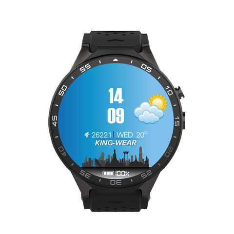 KingWear KW88 Smart Watch support 3G wifi