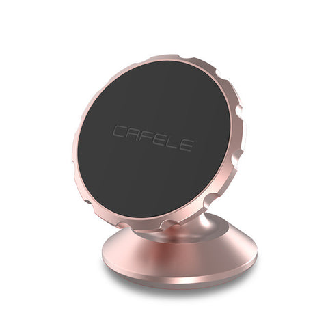 Universal Magnetic 360 Degree Rotation Mini Car Phone Holder