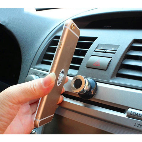 360 Degree Magnetic Universal Car Phone Holder