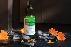 Botanical Blessings Escent Deodorant, fresh effects
