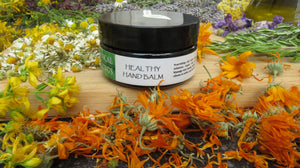 Botanical Blessings Heal Thy Hand Balm with herbs