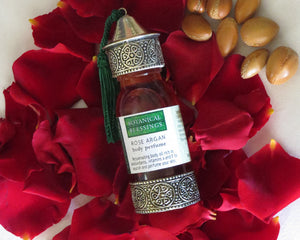 Botanical Blessings Rose Argan Body Perfume