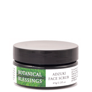 Botanical Blessings Adzuki Face Scrub