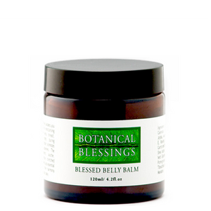 Botanical Blessings moisturising belly balm for pregnancy