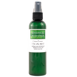 Botanical Blessings facial mist