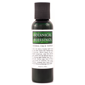 botanical blessings herbal face toner