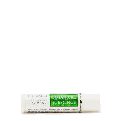 Botanical Blessings lip balm