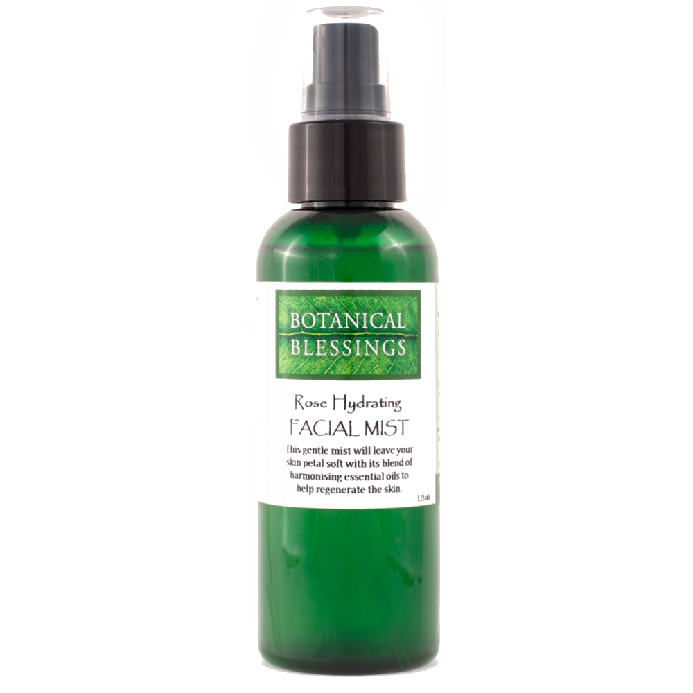 botanical blessings Rose Hydrating Facial Mist