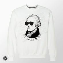 Hamilton A.Ham Sweater in White