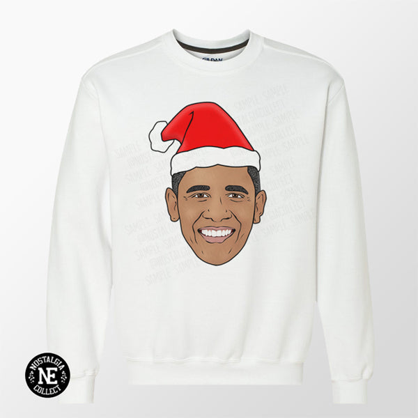 Barack Holiday Sweater