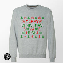 Merry Christmas Ya Bish -Ugly Hip Hop Holiday Sweater