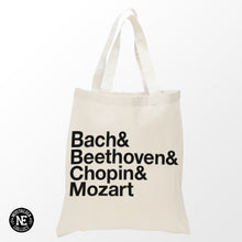 Classical Music Tote Bag