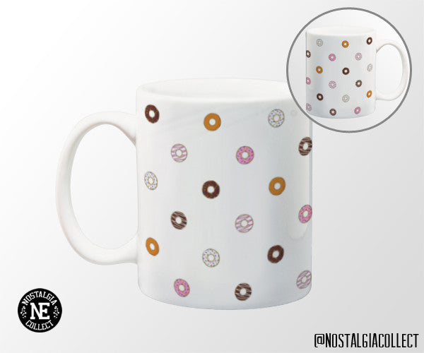 Assorted Donuts 11 oz Coffee Mug