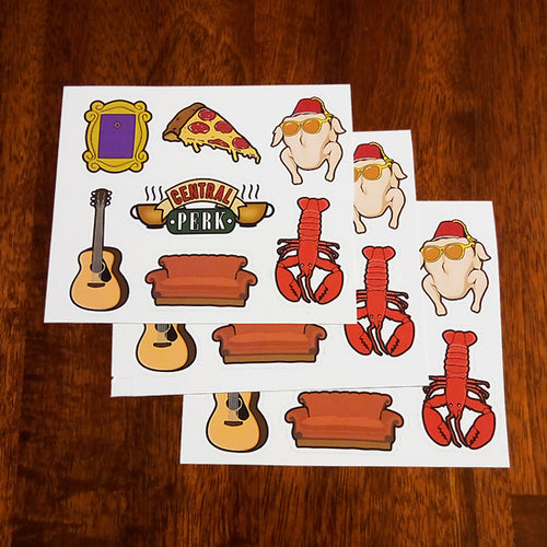 friends stickers