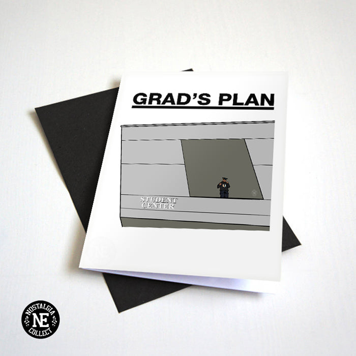God's Plan Drake Graduation Card