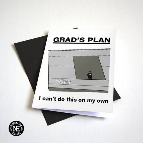 Gods Plan Graduation Card Drake 2018